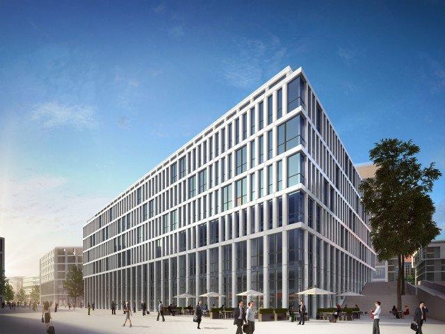 ecos office center Stuttgart