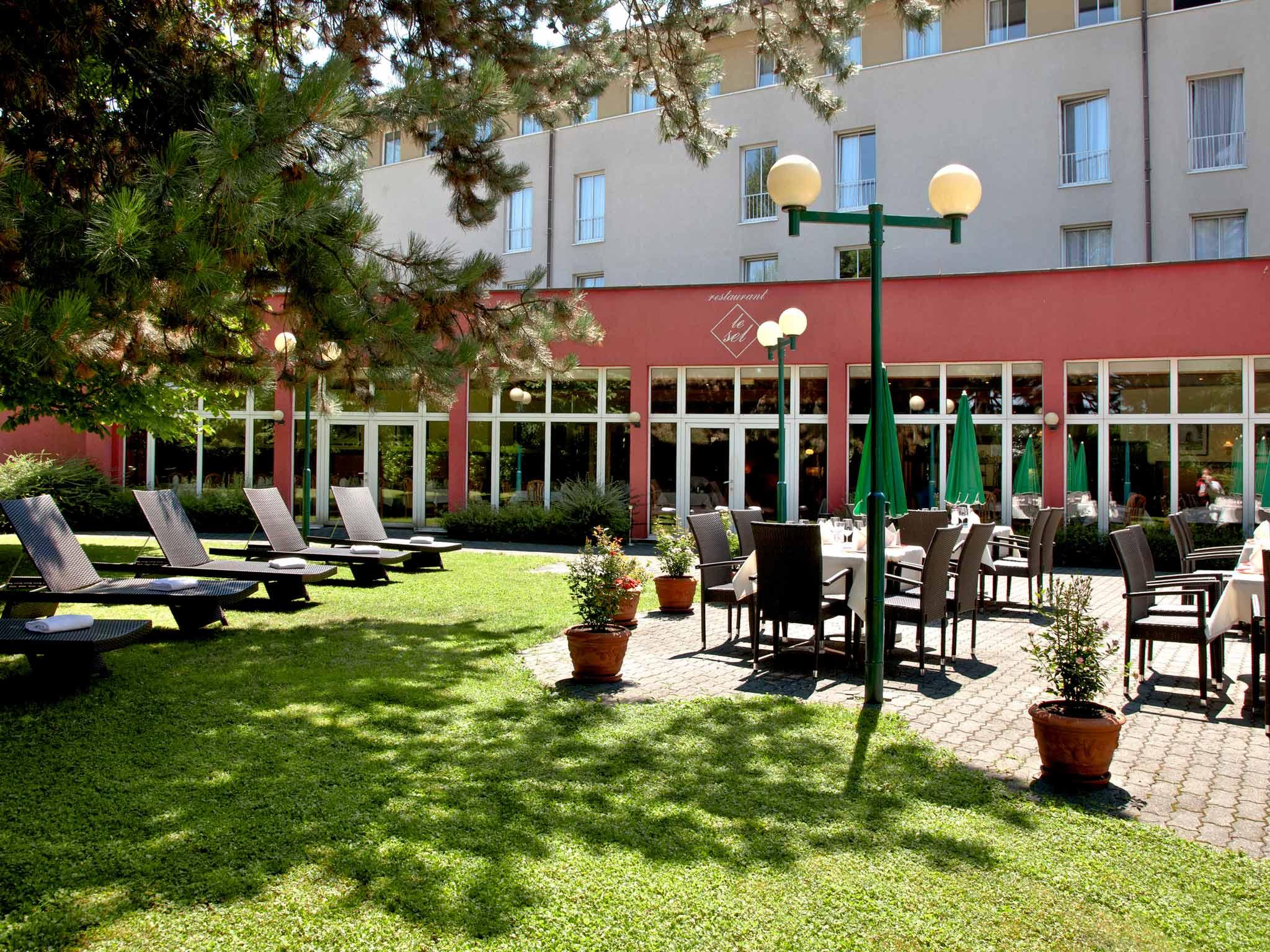 Mercure Hotel Salzburg